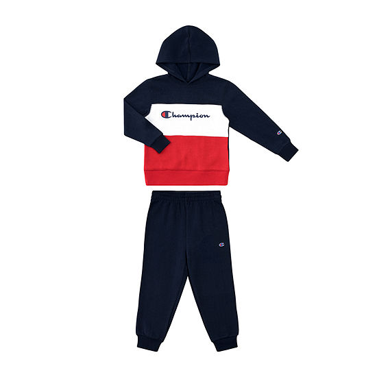 Champion Little Boys 2-pc. Pant Set