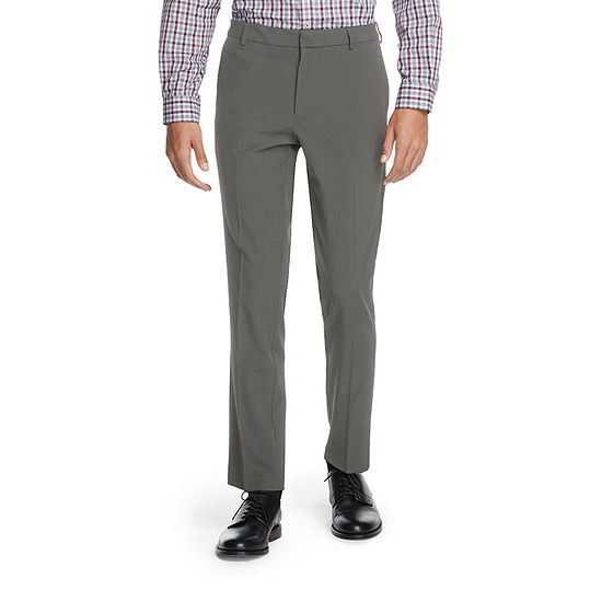 Van Heusen-Slim Stain Shield Mens Slim Fit