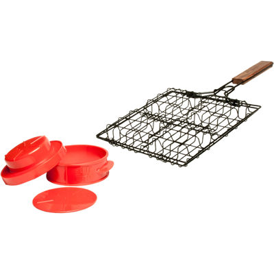 Charcoal Companion® Stuff-A-Burger® 2-pc. Set