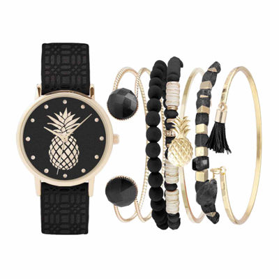 Womens Black Watch Box Set