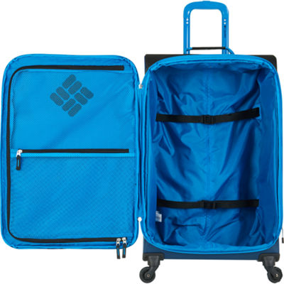 "Columbia Kiger 21"" Spinner Luggage"