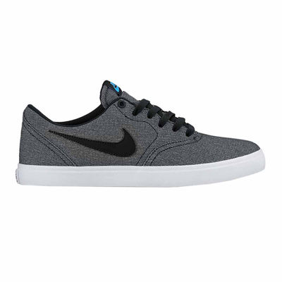 Nike® Check Solar Canvas Mens Skateboarding Shoes