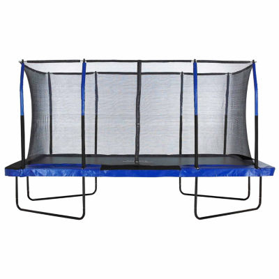 Upper Bounce Easy Assemble Mega 8' X 14' Rectangular Trampoline