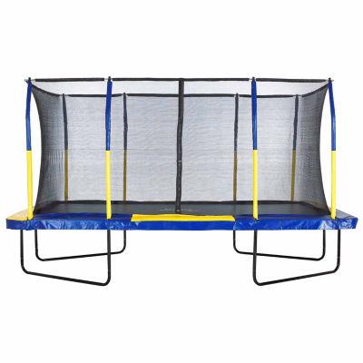 Upper Bounce Easy Assemble Mega 9' X 15' Rectangular Trampoline