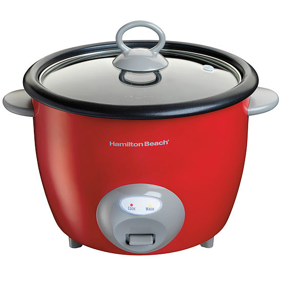 Hamilton Beach® Ensemble™ Rice Cooker/Food Steamer