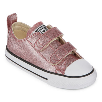 Converse Chuck Taylor All Star 2V OX Girls Sneakers - Toddler