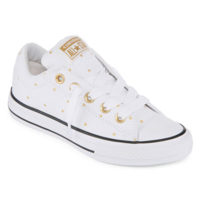 Converse Chuck Taylor All Star High Street Ox Girls Sneakers - Little Kids/Big Kids
