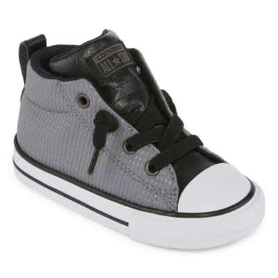 Converse Chuck Tayor All Star Street Pull-on Mid Sneakers Toddler Boys