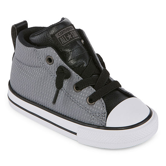08ffd41def31 Converse Chuck Tayor All Star Street Pull-on Mid Sneakers Toddler Boys -  JCPenney