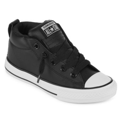 Converse® Chuck Taylor All Star Street Mid Boys Sneakers - Little/Big Kids