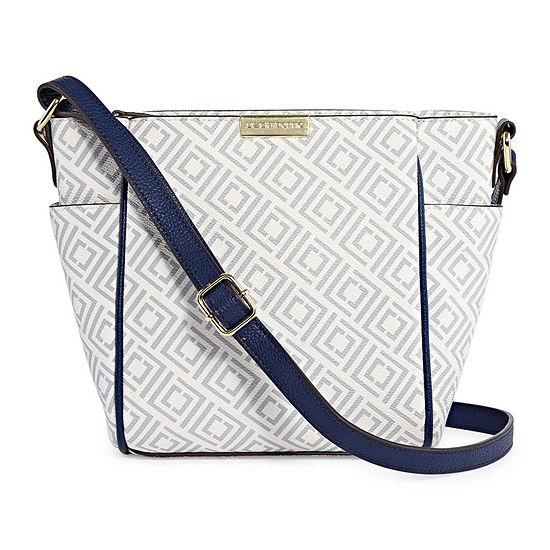 c4428951b Liz Claiborne Lola Crossbody Bag JCPenney