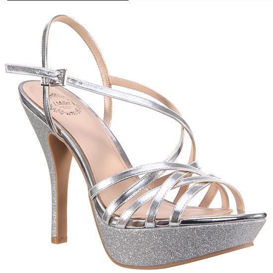 I. Miller Womens Julissa Heeled Sandals