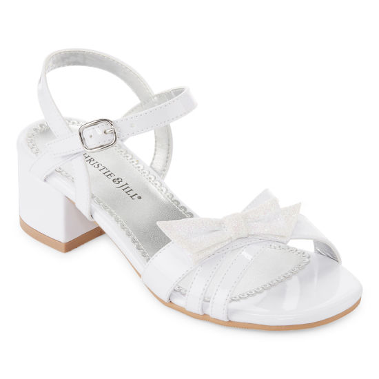 Christie & Jill Chasma Girls Heeled Sandals - Little Kids/Big Kids