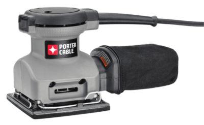 Black & Decker Power Tools 380 2.0 Amp 1/4 Sheet Orbital Finish Sander