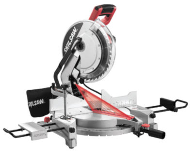 Skilsaw 3821-02 12IN Compound Miter Saw With Quick-Mount