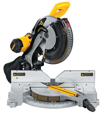 "DeWalt DW716 Heavy-Duty 12"" Double Bevel Compound Miter Saw"