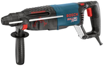 """Bosch 11255VSR 1"""" D Handle Rotary Hammer"""