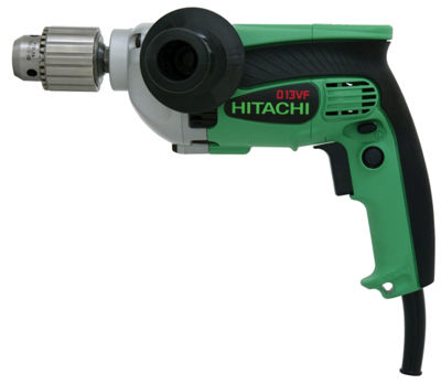 Hitachi D13VF 1/2IN 9 Amp Drill EVS Reversible