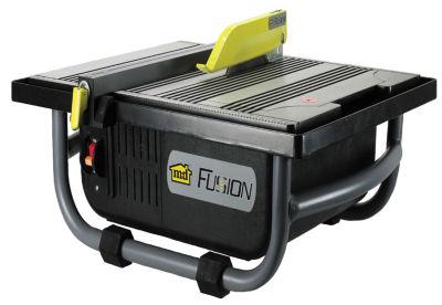 """M-D 48190 7"""" Portable Fusion Wet Tile Saw 3/4 Horse Power"""