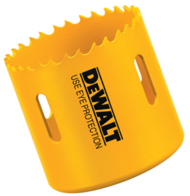 """Dewalt D180022 1-3/8"""" Bi-Metal Hole Saw"""