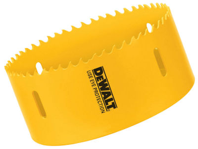 "Dewalt D180068 4-1/4"" Bi-Metal Hole Saw"