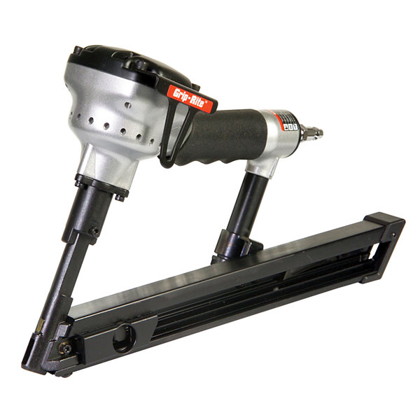 "Grip Rite GR150 1-1/2"" Multi-Blow Metal Connector Nailer"
