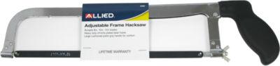 """Allied International 81907 8"""" - 12"""" Adjustable Hacksaw Frame"""