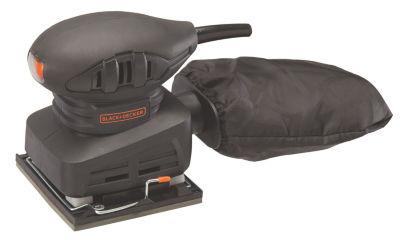 Black & Decker Power Tools BDEQS15C 1.5 AMP 1/4 Sheet Palm Sander
