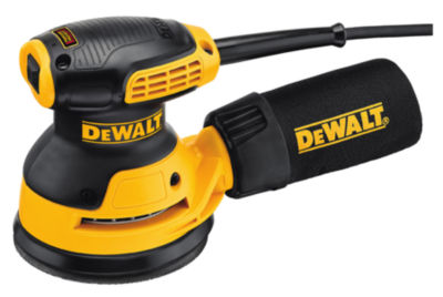 "DeWalt DWE6421 5"" Single-Speed Random Orbit H&L Sander"