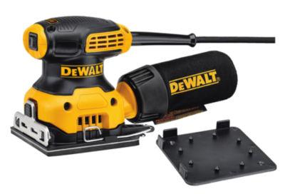 DeWalt DWE6411 2.4 Amp Sander Palm