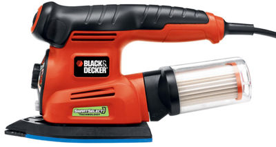Black & Decker Power Tools MS2000 4-In-1 Sanding Kit