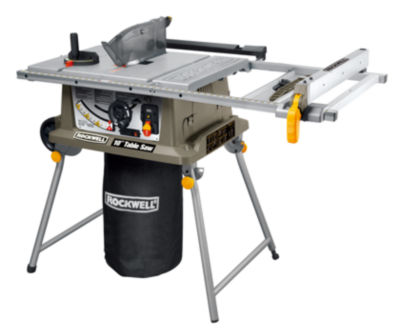 "Rockwell RK7241S 10"" Table Saw With Laser"""