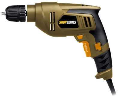 """Rockwell SS3003 4.5 Amp 3/8"""" Variable Speed Reversible Drill"""""""