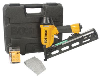 Bostitch Stanley N62FNK-2 Angled Finish Nailer Kit