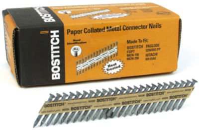 "Bostitch Stanley PT-MC14815-1M 1-1/2"" X 148"" X 35¼ Paper Collated Metal Connector Nails"