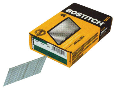 Bostitch Stanley FN1528 1-3/4IN 15 Gauge Angled Finish Nails 3655Count