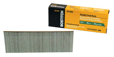 "Bostitch Stanley BT1345B 1-3/4"" Brad Nails 2;000 Count"""