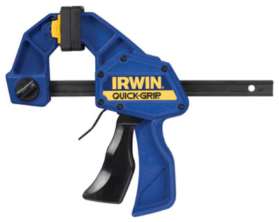 """Irwin Quick Grip 506Qcn 6"""" One Handed Bar Clamp/Spreader"""