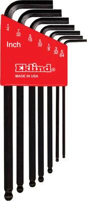 Eklind 13207 Long Series Ball-Hex-L Set 7 Count