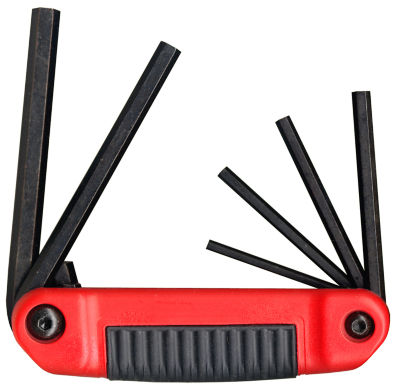 Eklind 25611 Hex Key 6 Piece Set