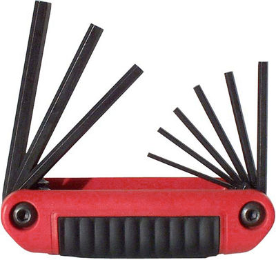 Eklind 25911 9 Piece Hex Key Set