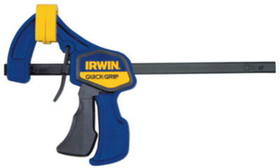 "Irwin Quick Grip 546 6"" Quick-Grip¨ One-Handed Mini Bar Clamp"