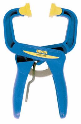 "Irwin Quick Grip 59100Cd 1.5"" Quick-Grip Handi-Clamp"