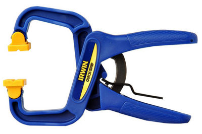 "Irwin Quick Grip 59400Cd 4"" Quick-Grip Handi-Clamp"