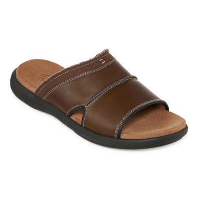 St. John's Bay Lava Mens Slide Sandals