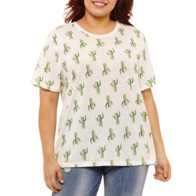 Cactus Tee - Juniors Plus