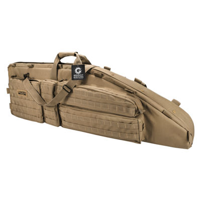 "Loaded Gear RX-600 46"" Tactical Dual Rifle Bag Dark Earth"