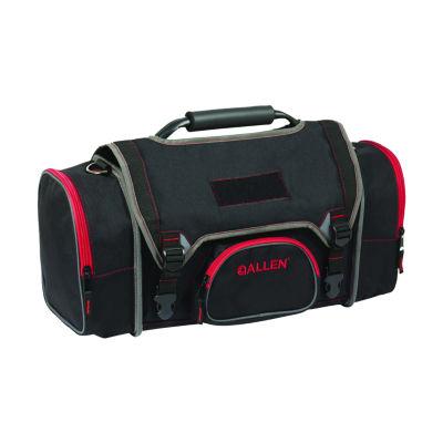 Allen Cases Hardline Shooter's Bag, Black/Red
