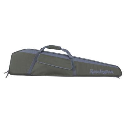 "Allen Cases Remington Premier Gun Case - (46"") Rifle, 2 Pockets, Black/Green"