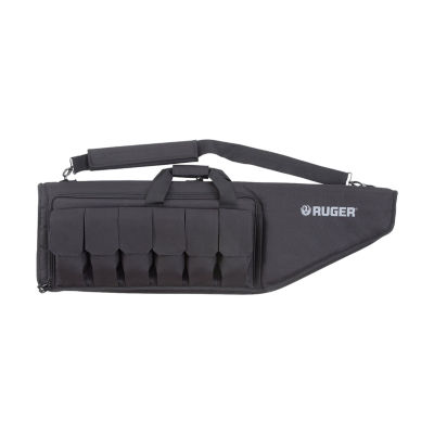 """Allen Cases Ruger Riflecase - (42"""") Raid Se Tactical; Black"""""""